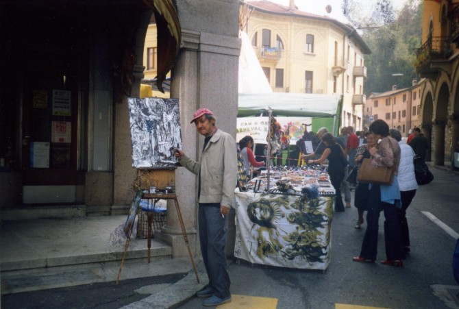 Painting the grape festival ... - WOODNS
