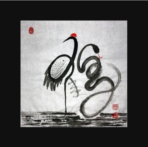 Dance of the Snake and Crane - 蛇鹤之舞 - WOODNS