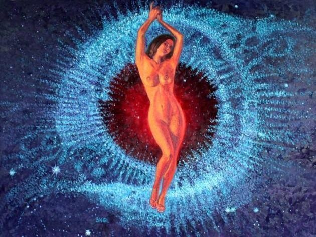 APHRODITE - The body vibrates at atomic and molecular level ... - WOODNS