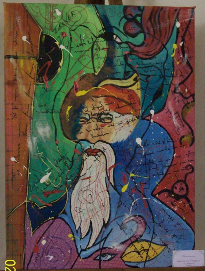 OLD MAN 50X70 -  2010 - WOODNS